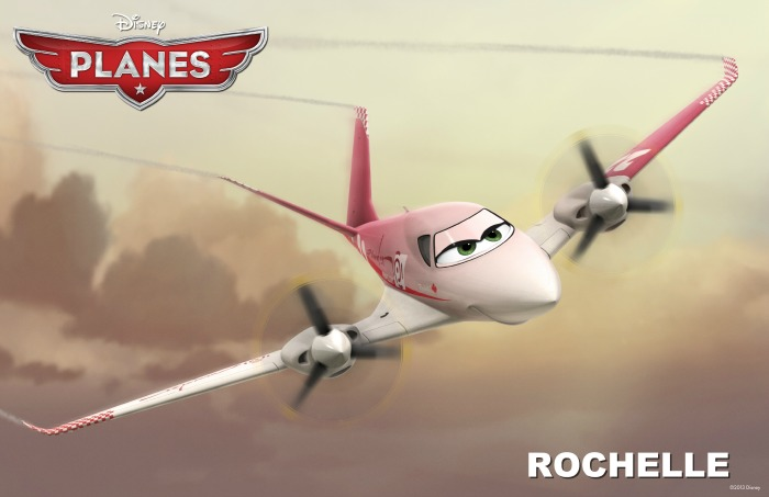 Disney Planes Rochelle