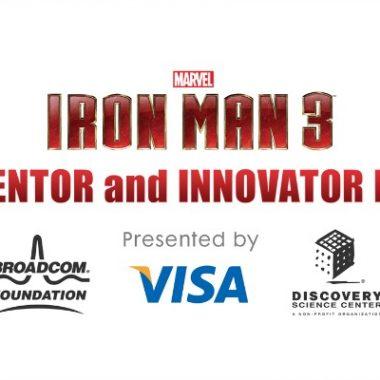 Iron Man 3 Inventor and Innovator Fair