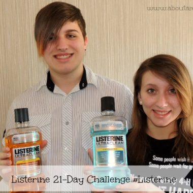 Listerine 21 Day Challenge Results