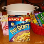 Pop Secret Movie Night