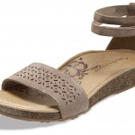 Aetrex Marissa Sandal with Adjustable Ankle Strap