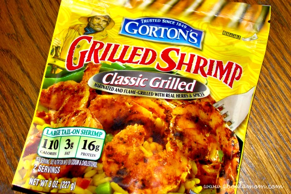 Gorton 39 s seafood 20 at 200 challenge giveaway about a mom for Gorton s frozen fish