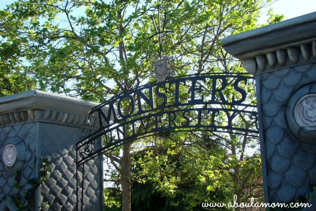 Monsters University Gateway