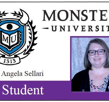 Monsters University Student ID