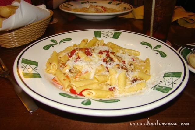 Olive Garden Menu Tortellini Al Forno | Fasci Garden