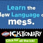 Clorox Ick-tionary
