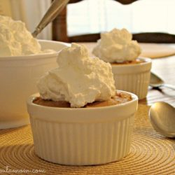 Crockpot Pumpkin Pudding Recipe