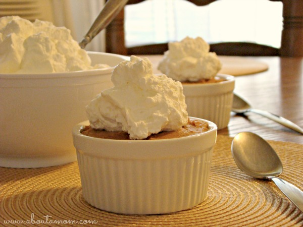 Crockpot Pumpkin Pudding Recipe