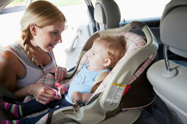 Keeping Kids Safe in and Around Cars - Car Safety for Children