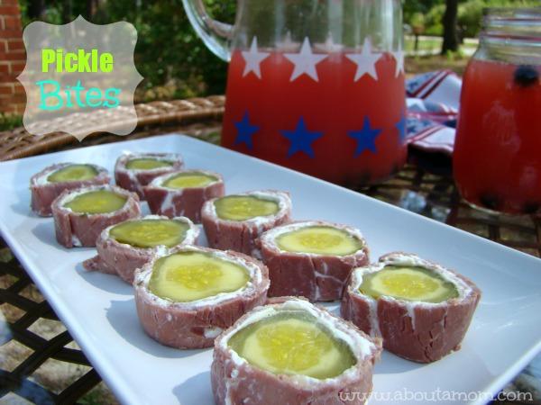 Pickle Bites Appetizer