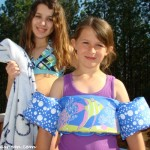 Gearing Up for Summer Fun and Water Safety with Stearns Puddle Jumpers