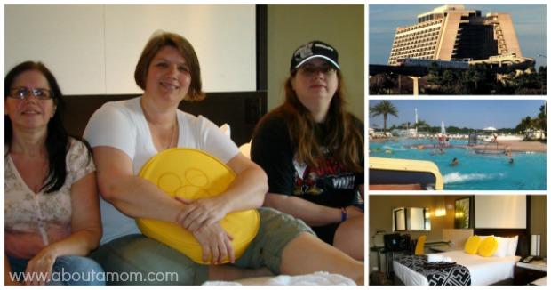 A Recap of Disney Social Media Moms Conference Contemporary Resort Pics