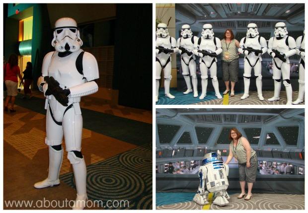 A Recap of Disney Social Media Moms Conference Star Wars Pics