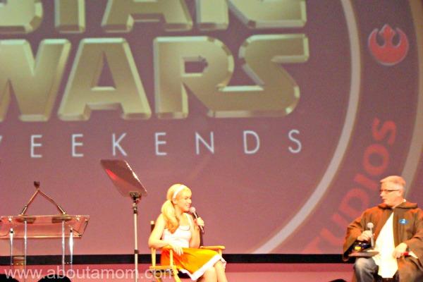 A Recap of Disney Social Media Moms Conference Star Wars Weekends