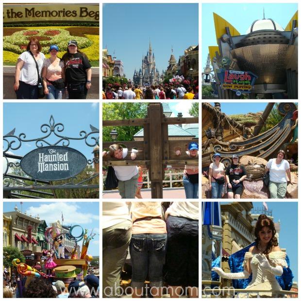 A Recap of Disney Social Media Moms First Day in Magic Kingdom