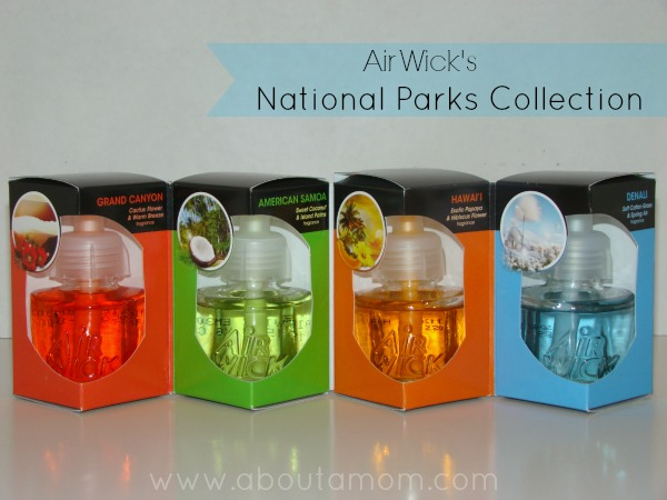 Air Wick National Parks Collection