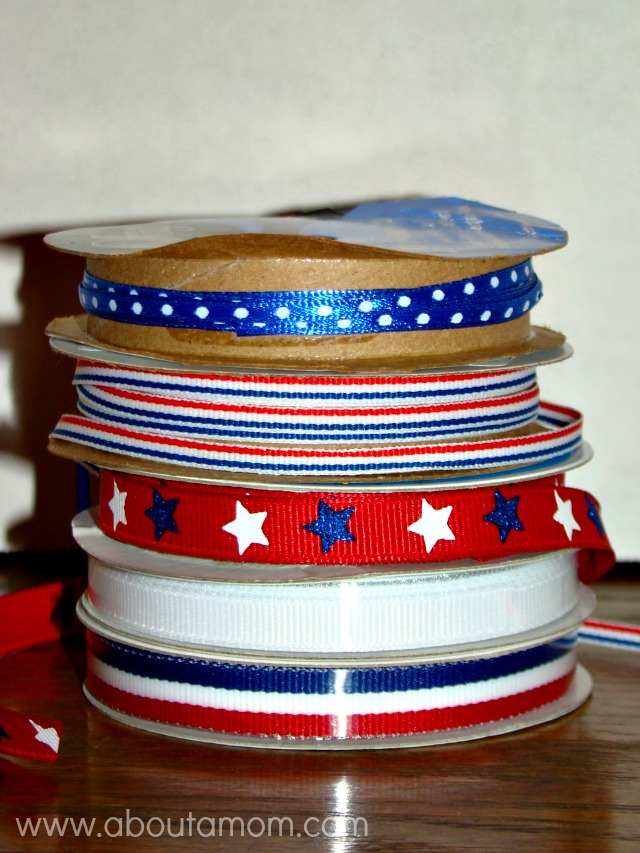 DIY Ribbon Flip Flops