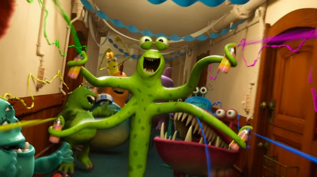 Monsters University Movie Review