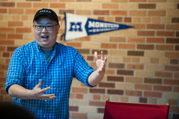 Monsters University Squishy Peter Sohn