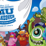 Disney's Club Penguin Monsters University Takeover Event
