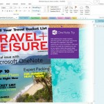 Office 365 and OneNote YourTrip Book Tab