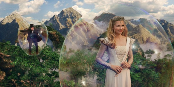 Oz the Great and Powerful Blu-ray Combo Pack