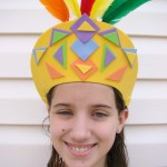 South America Headdress