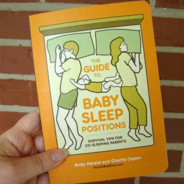 The Guide to Baby Sleep Positions Book