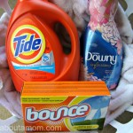 Tide, Downy, and Bounce Better Together