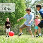 5 Fun Park Activities with Coca-Cola's Take It To The Park Campaign