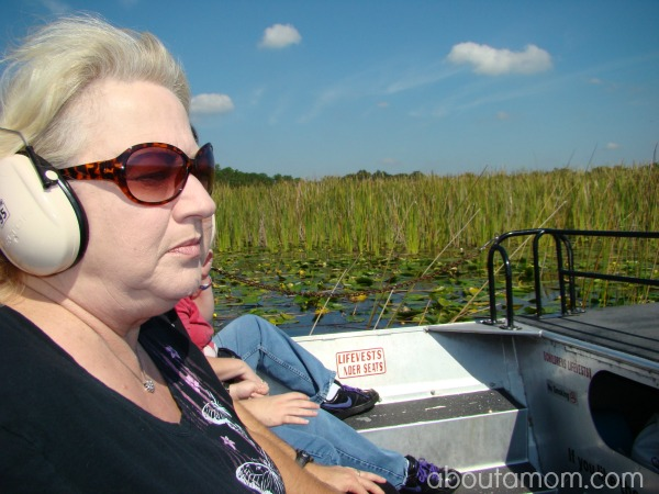 Discover Boating - Airboat