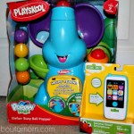 Playskool Toys from Hasbro Entertain Babies and Toddlers