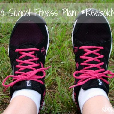 Back to School Fitness Plan - Reebok at Famous Footwear