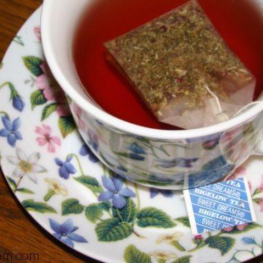 Bigelow Tea Sweet Dreams #AmericasTea #cbias