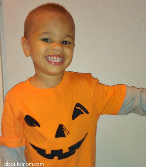 Carter's Halloween Styles and a Giveaway