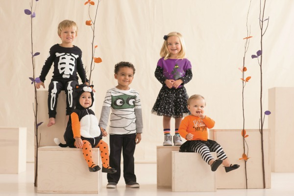 Carter's Halloween Styles for Kids and Toddlers