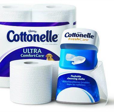 Cottonelle Clean Routine - Let's Talk Bums