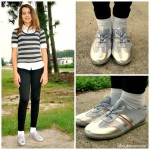 Back to School Enzo Shoes for Girls