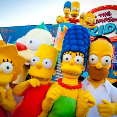 Experience The Simpsons at Universal Orlando