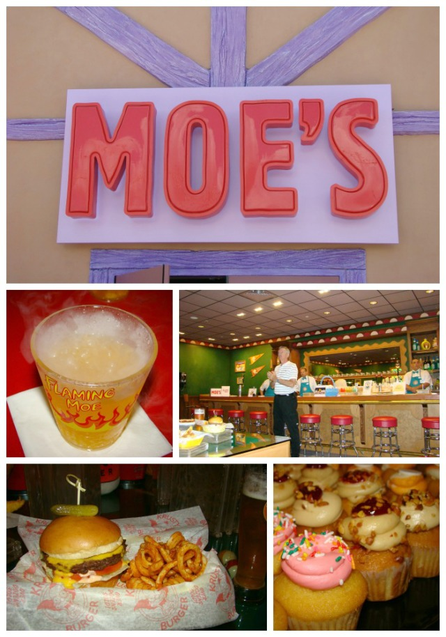 Experience The Simpsons at Universal Orlando - Moe's Tavern