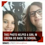 Give Back with Donate a Photo App