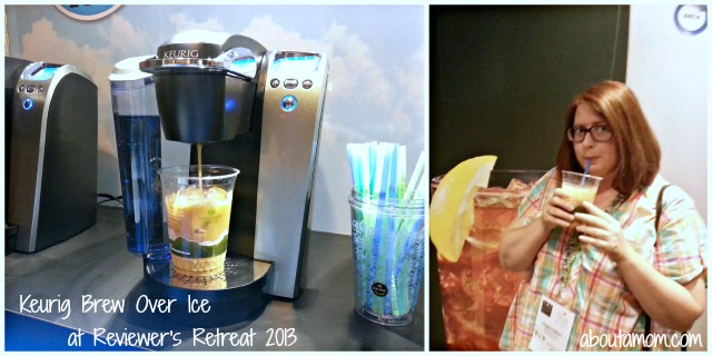 discover keurig brew over ice k-cups - about a mom
