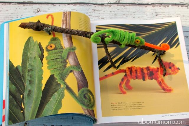 Martha Stewart's Favorite Crafts for Kids Book