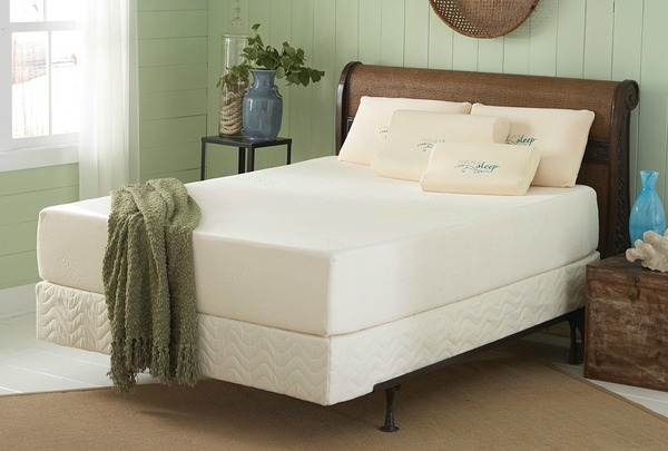 Nature's Sleep Jupiter Memory Foam Mattress Review
