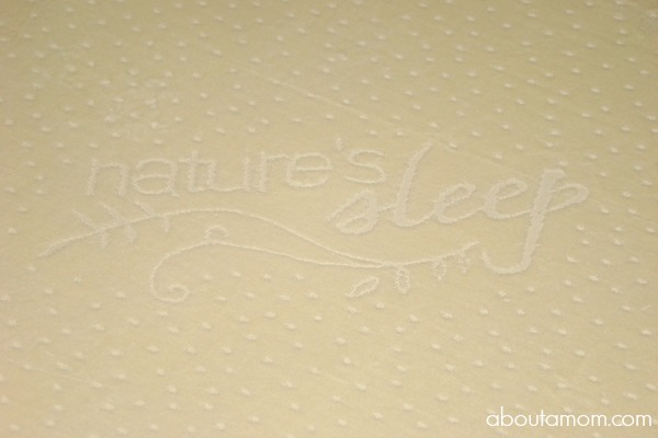 Nature's Sleep Memory Foam Mattress Review