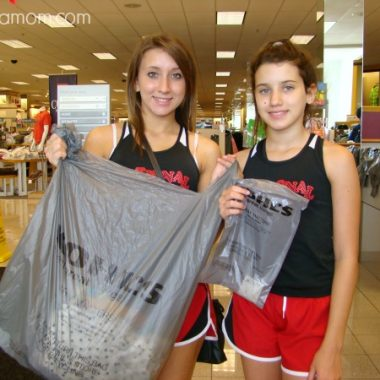 Our Awesome Kohl's Back to School Haul - About A Mom