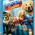 Disney Super Buddies on DVD and Blu-ray Today!
