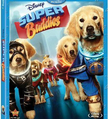 Disney Super Buddies on DVD and Blu-ray