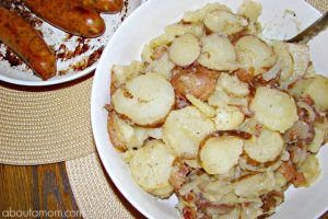 Traditional German Potato Salad