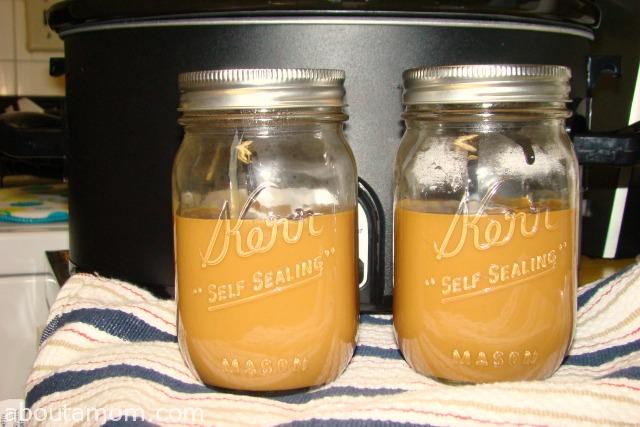 Crock Pot Caramel Sauce